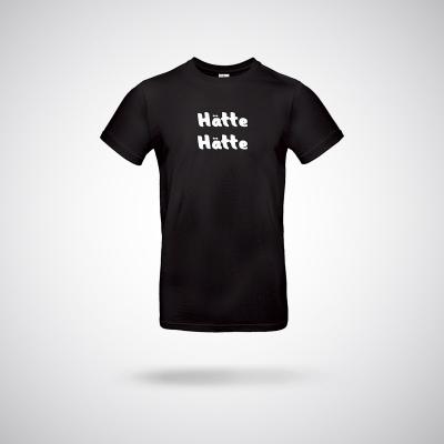 T-Shirt Hätte Hätte