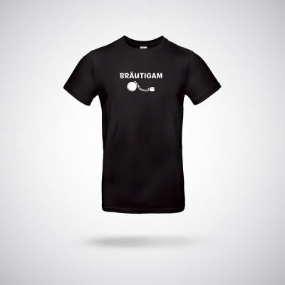 T-Shirt Bräutigam