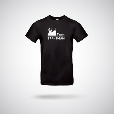 T-Shirt Team Bräutigam