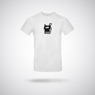 T-Shirt Katze Miau